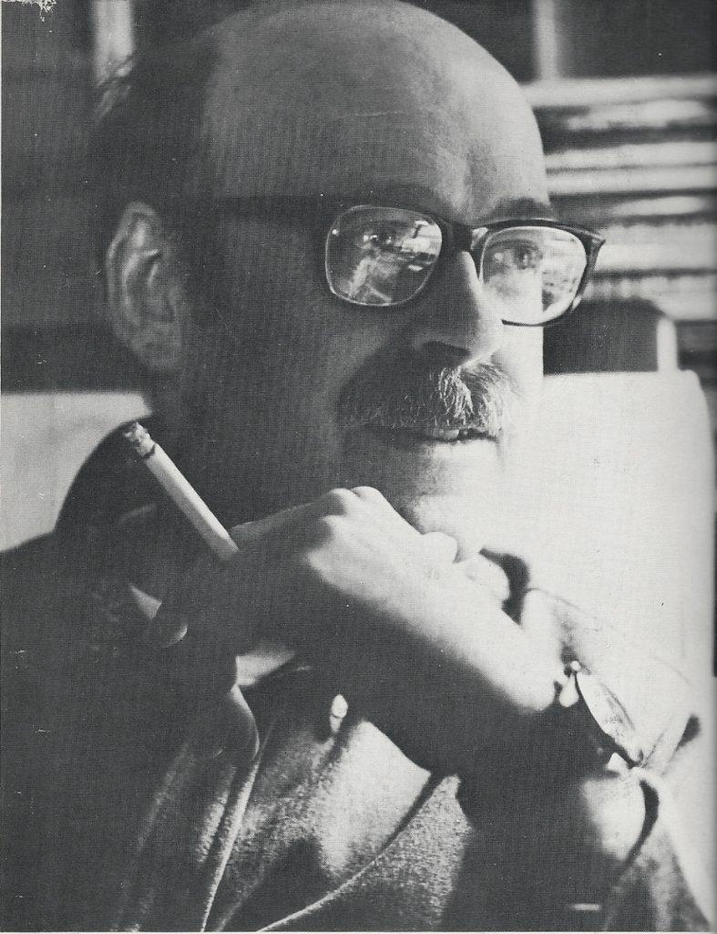 Joseph Hansen by Robert Munman