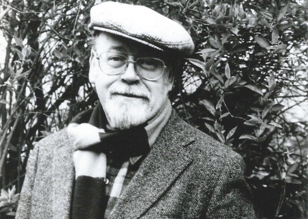 Joseph Hansen (1980) Photo by Roger Baker