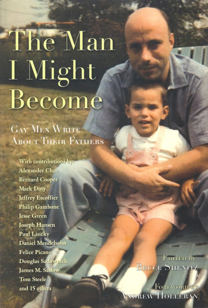 The Man I Might Become, ed. by Bruce Shenitz